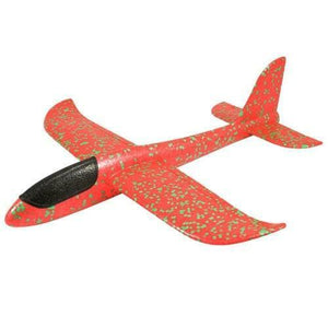 FMS Mini Fox V2 Glider - Red