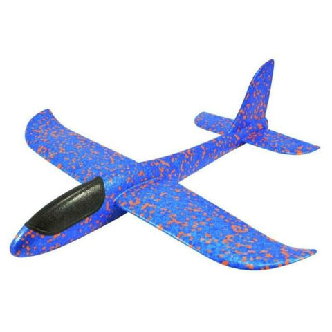 FMS Mini Fox V2 Glider - Blue