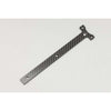 YOKOMO Graphite rear chassis brace plate for YZ-4SF2
