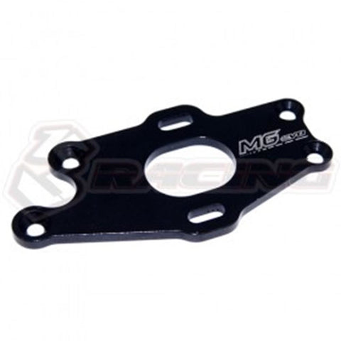 3RACING Aluminum Motor plate For KIT-MINI MG (SAK-MG05)