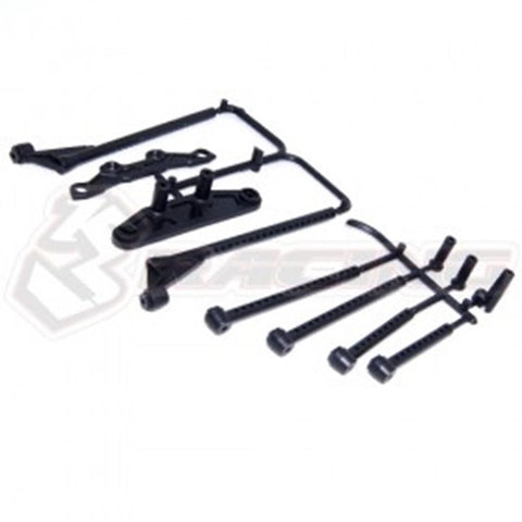 3RACING Bumper Set For KIT-MINI MG (SAK-MG19)