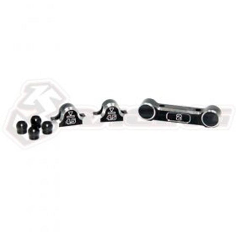 3RACING Aluminum Rear Suspension Mount & Separate Suspensio