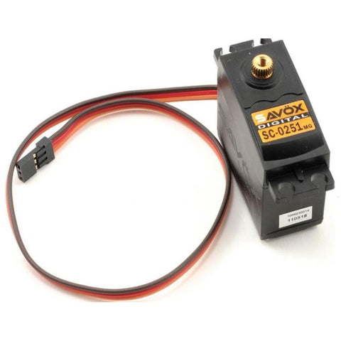 SAVOX High Torque Metal Gear Digital Servo 0251mg