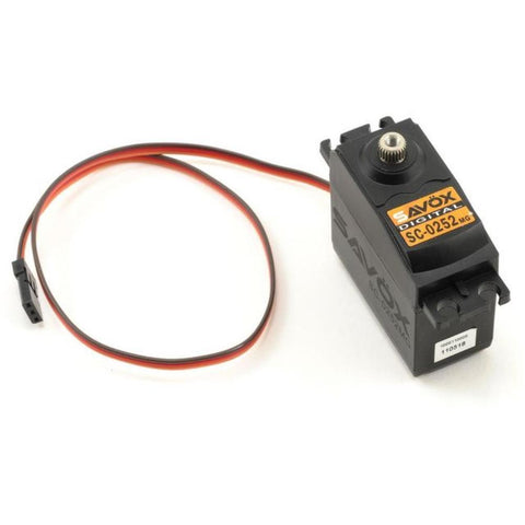 SAVOX Std Size Digital MG Servo 10kg 0. 19 0252MG