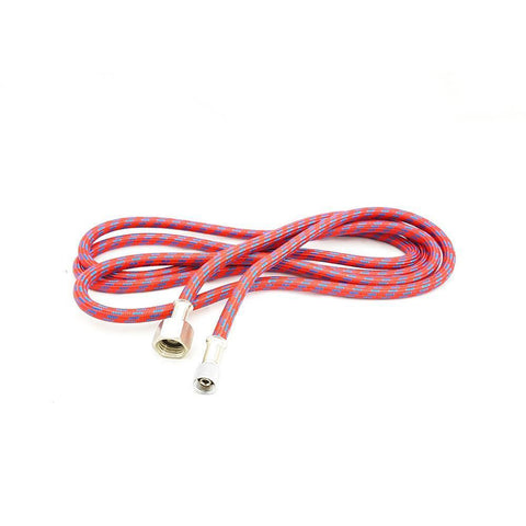 SIGNATURE Braided Hose Red