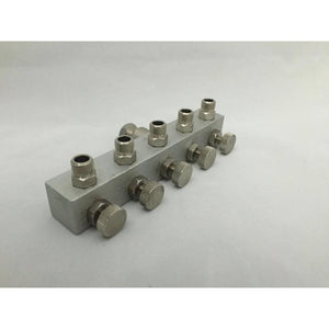 "Signature 5 Way Manifold - 1/8""""  (SC-510)"