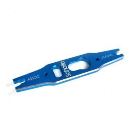 SCHELLE 12mm Shock & Turnbuckle Tool BLUE