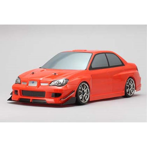 YOKOMO Body Set for YUKES SYMS GDB IMPREZA(Graphic decal less) (SD-GDBFB)