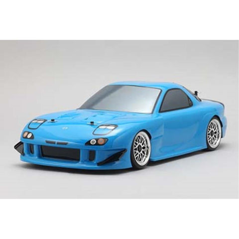 Image of YOKOMO RE Amemiya FD3S RX-7 Body with Light decal