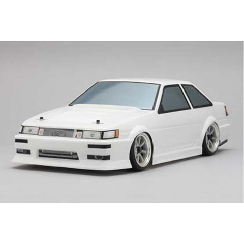 YOKOMO Body Set for SunRISE/Mercury AE86 LEVIN (Graphic decal less) (SD-SR86B)