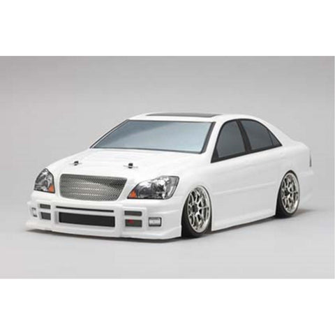 YOKOMO Body Set for GOODYEAR Racing ZERO CROWN(Graphic decal less) (SD-ZCRB)