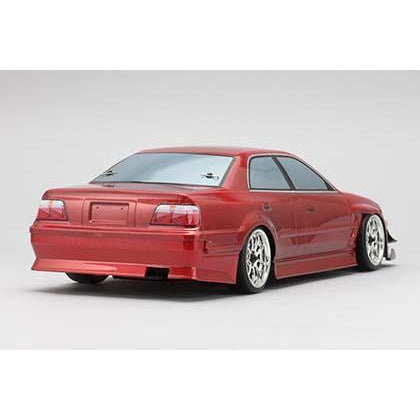Image of YOKOMO Goodyear Racing Kunnyz JZX100 Chaser Body Set