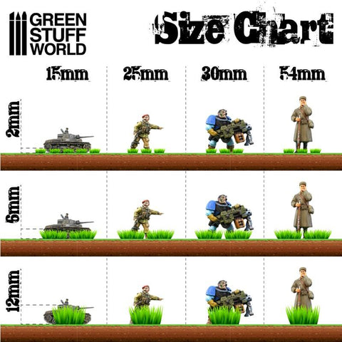 Image of GREEN STUFF WORLD Grass Tufts - 2mm Self-Adhesive Realistic