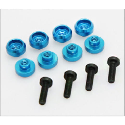 HIGHEST SERVO GROMMET 4.5mm (8pieces)  - Blue