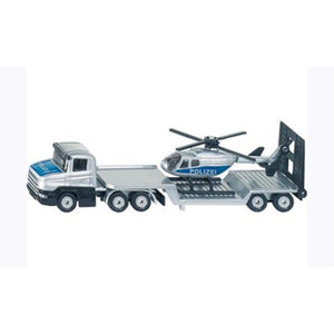 Siku - Low Loader With Helicopter (SI1610)