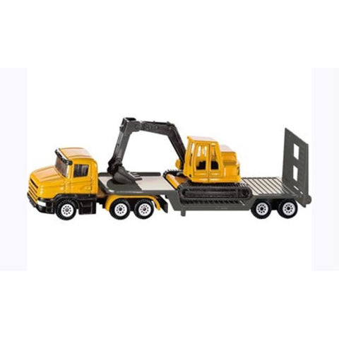 Siku - Low Loader With Excavator (SI1611)
