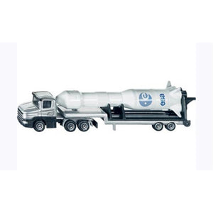 Siku - Low Loader With Rocket (SI1614)