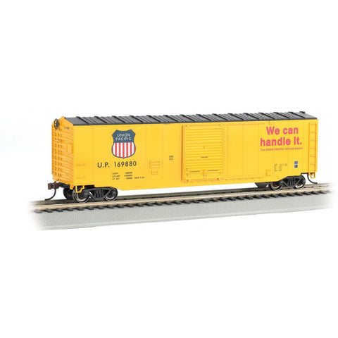 BACHMANN HO 50' Sliding-Door Box Car Union Pacific