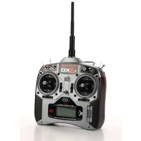 Spektrum DX6i transmitter w/- AR610 receiver - Hearns Hobbies Melbourne - SPEKTRUM - 2