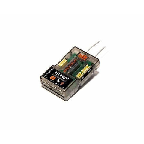 SPEKTRUM AR8020T 8ch Air Receiver with Telemetry