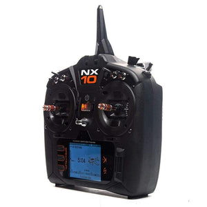 SPEKTRUM NX10 10-Channel DSM-X Transmitter Only, Mode 1