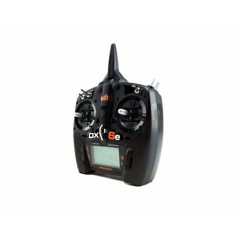 SPEKTRUM DX6e DSM-X Transmitter only