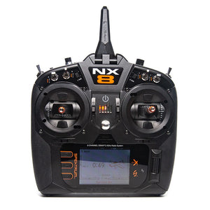 SPEKTRUM NX8 8-Channel DSM-X Transmitter Only, Mode 1