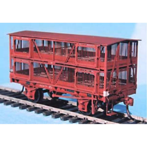 STEAM ERA MODELS HO - R26 L SHEEP WAGON