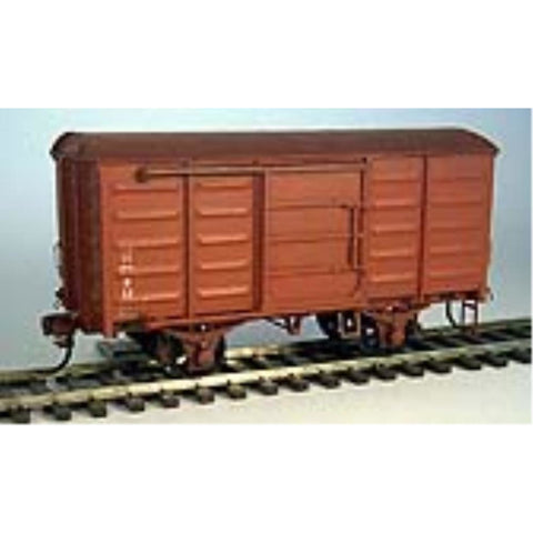 STEAM ERA MODELS HO - R8 B.Box Van
