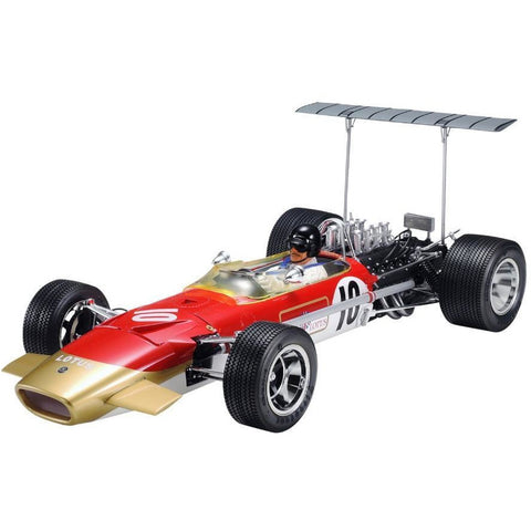TAMIYA TEAM LOTUS TYPE 49B'68 - Hearns Hobbies Melbourne - TAMIYA