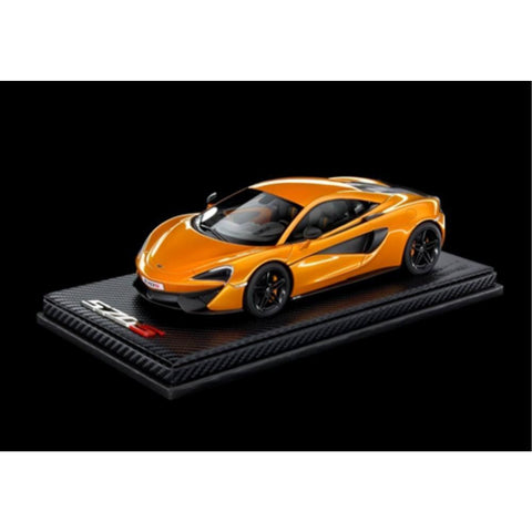 TECNOMODEL 1:18 Mclaren 570S ventura Orange New York Autosh