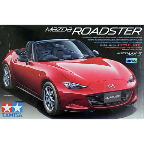 TAMIYA MAZDA MX-5 1/24 KIT