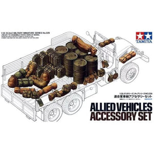 TAMIYA ALLIED VEHICLES ACC.SET