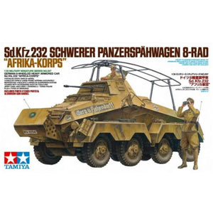 TAMIYA GER.ARM.CAR SD.KFZ.232