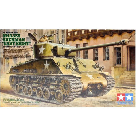 TAMIYA SHERMAN EASY8 EURO