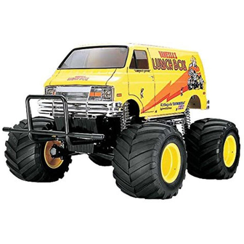 TAMIYA LUNCH BOX          CW01 - Hearns Hobbies Melbourne - TAMIYA