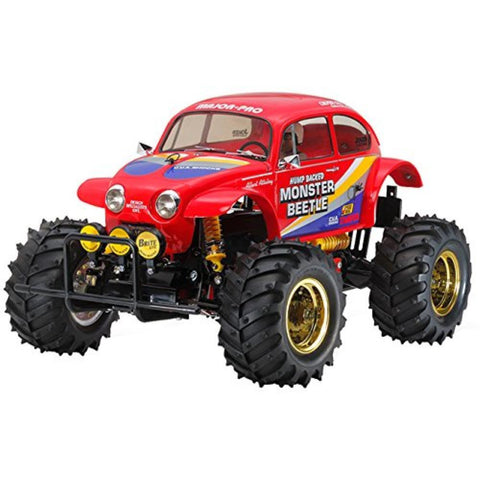 TAMIYA MONSTER BEETLE (2015) KIT