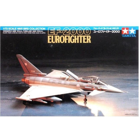 TAMIYA EF-2000 Eurofighter