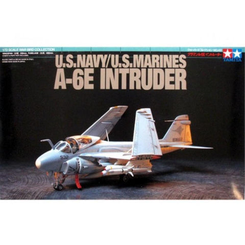 TAMIYA A-6E INTRUDER - Hearns Hobbies Melbourne - TAMIYA