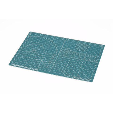 TAMIYA CUTTING MAT (A4/GREEN)