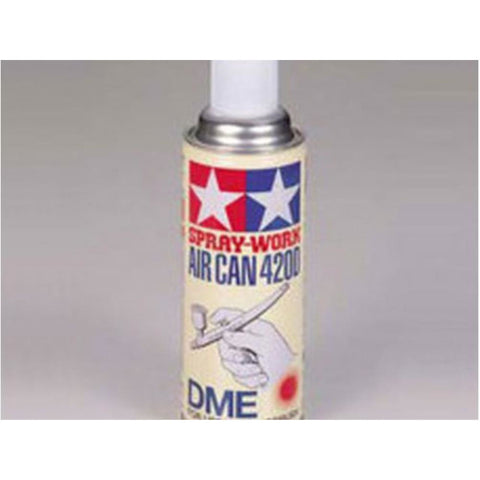 TAMIYA SPRAY-WORK AIR CAN 420D