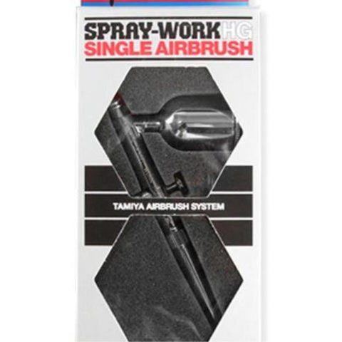 TAMIYA SPRAY-WORK HG SINGLE AIR-BRUSH