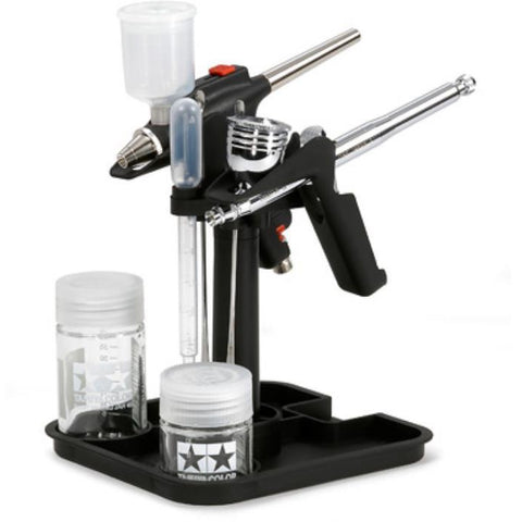 TAMIYA SPRAY AIRBRUSH STAND - Hearns Hobbies Melbourne - TAMIYA