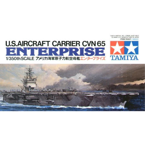TAMIYA U.S.AIR.CARR.ENTERPRISE