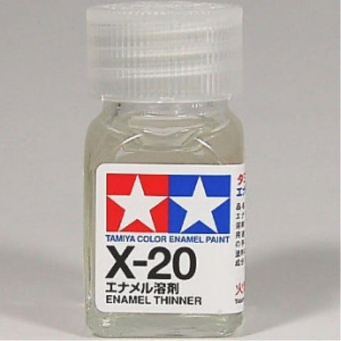 TAMIYA X-20 THINNER (10ML)