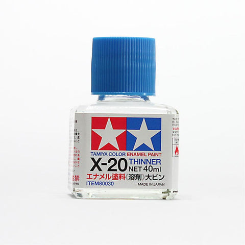 TAMIYA X-20 THINNER (40ML)