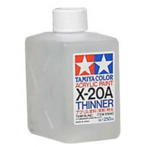 TAMIYA X-20A Thinner (250ml)