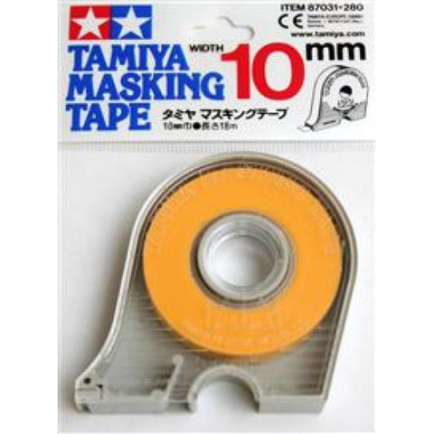 TAMIYA MASKING TAPE 10MM - Hearns Hobbies Melbourne - TAMIYA
