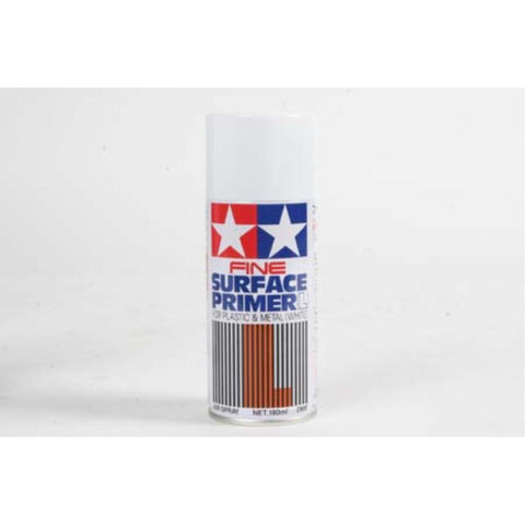 TAMIYA SURFACE PRIMER FINE - Hearns Hobbies Melbourne - TAMIYA
