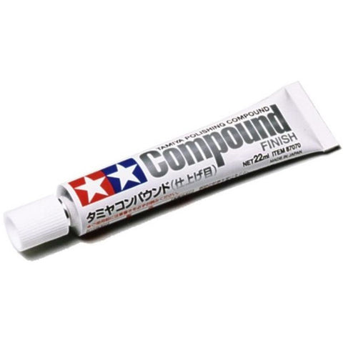 TAMIYA  POLISHING COMPOUND (FINISH)